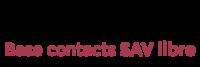 Contacter SAV